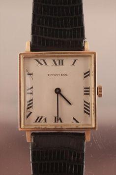 Tiffany & Co Watch
