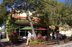 Nothing like Coconut Grove in the summer time!