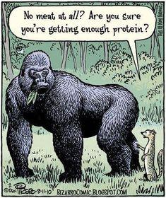 Haha! just näin!