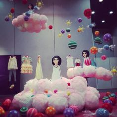 PlaytimeTokyo:  Cotton Candy