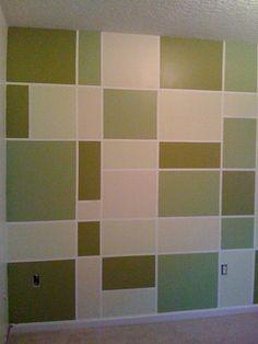 Ben jij jouw muren ook zat? Lees onze diy om een kleurenpalet op je muur te schilderen!