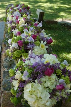 Lavender Floral - Details and Pricing - Country Garden Flowers - Napa and Sonoma County Wedding Florist