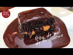 Pão de mel de frigideira | Viver sem Trigo por Paula Martins - YouTube