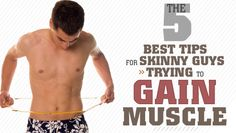 The 5 Best Tips for Skinny Guys Trying to Gain Muscle - Primer
