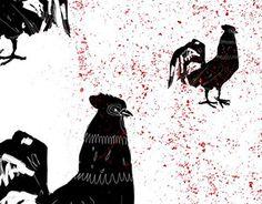 "Check out new work on my @Behance portfolio: ""black bird"" http://be.net/gallery/57564533/black-bird"