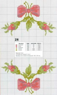 This Pin was discovered by HUZ Mini Cross Stitch, Cross Stitch Heart, Cross Stitch Borders, Cross Stitch Flowers, Cross Stitch Designs, Cross Stitching, Cross Stitch Embroidery, Cross Stitch Patterns, Crochet Cross