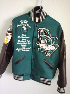 My leather man jacket