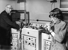 Classic photos from the golden days of the BBC Radiophonic Workshop - BBC Music