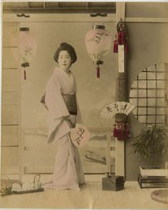 Japon, Geisha #Asie_Asia #Japon_Japan
