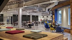 Sonos Offices – Boston. Breakout space.