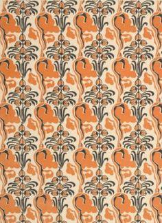 Pattern design by Henri Gillet, Nouvelles fantasies décoratives. Gillet, New York Public Library, Surface Pattern Design, Design Elements, Art Decor, Print Patterns, Digital, Illustration, Prints