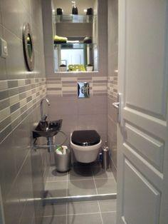 Déco toilette : Idée et tendance pour des WC zen ou pop | Toilet, Wc ...