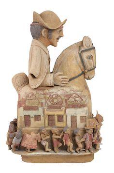 João das Alagoas. Cavalo Marinho