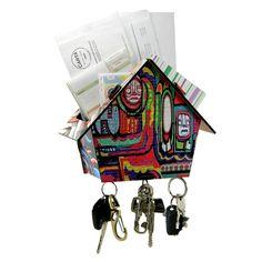 Porta-Chaves e Cartas - Beco | Fábrica9