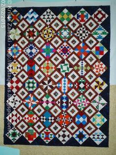 Krista Quilts: Design Wall Monday