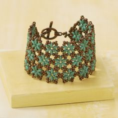 Find Your Inner Beading Cowgirl with Shanna Steele, Beadwork designer