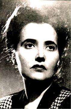 Claudia Lars | Su verdadero nombre fue Carmen Brannon Vega. Nació en Armenia (El ...