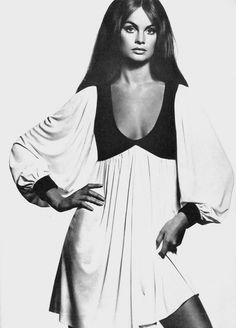 Jean Shrimpton by David Bailey - 1960s