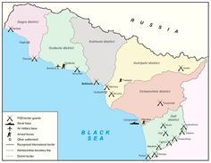 ICG: Russian Military Settling In For Long Haul In Abkhazia