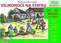 Velikonoce na statku U Matoušů Bolevecká náves Marketing, Comic Books, Comics, Cover, Comic Book, Blankets, Comic, Comic Strips, Graphic Novels