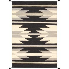 Navajo Hand-Woven Area Rug | Wayfair