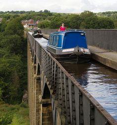 Pontcysyllte Aqueduct - UK