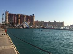 Porto marina - egypt - north coast My camera
