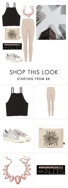 """""""Untitled #14652"""" by jayda365 ❤ liked on Polyvore featuring adidas Originals, adidas, Life is good, Thalia Sodi and Charlotte Russe"""