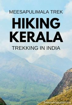 kerala india travel destinations in south asia. places to visit in india. things to do. backpacking south asia travel tips. mumbai to goa to kerala Munnar, Kerala Travel, India Travel, India Trip, Paris Travel, Weather In India, Backpacking India, Kerala India, South India