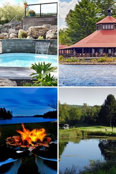 Impeccable nature, quintessential Canadian outdoors, best-in-class hospitality, and summer vibes. Check out these 9 of the best Northern Ontario resorts.  #ontario #canada #wilderness
