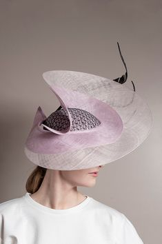 Award Winning Italian Milliner Giulia Mio Creates Bespoke Hats And Fascinators For Every Occasion Handmade In Leicester