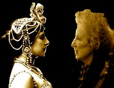 Mata Hari & Margaret Atwood | Jesse Sublett's Little Black Book