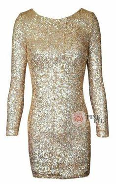 Elegant Sequin Beaded Dress Prom Wedding Cocktail Party Evening Dress Backless | eBay