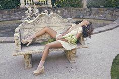 INTRODUCING SUMMER HAZE / For Love & Lemons Summer 2015 Lookbook