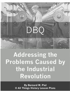 an overview of the changes in american society caused by the industrial revolution The second industrial revolution changed american society in many ways this revolution, which took place from approximately 1870 to 1914, was a time of great national business expansion.