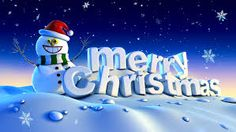 Merry Christmas every body