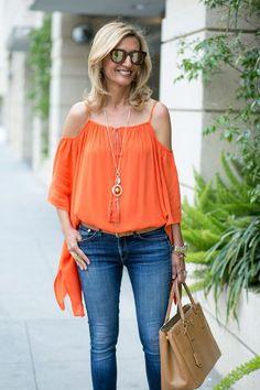 Fashion Fix: Cold Shoulder Style!