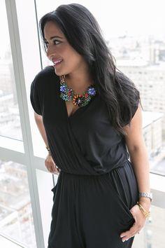 Statement necklace @· ZARA ·