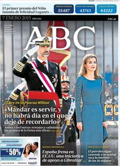 Diario ABC de 7 Enero 2015