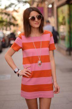 summer stripes | Lovely Pepa by Alexandra
