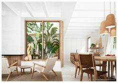 CA LA BRISA - Bataille Living Luxury Mediterranean Homes, Mediterranean Style, Luxury Homes, Casa San Sebastian, Living Room Lounge, Exclusive Homes, Ensuite Bathrooms, Outdoor Furniture Sets, Outdoor Decor