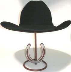 #Cowboy Hat #Holder #Texas Longhorn Holds Easily Up to Four Cowboy Hats Designed to Keep Your Hats Shape Looks Great on any wall.  sc 1 st  Pinterest & Cowboy Hat #Holder #Texas Longhorn Holds Easily Up to Four Cowboy ...
