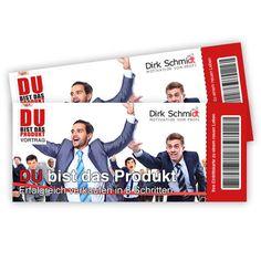 Verkaufstraining - 27. Sept. 2016 - DU bist das Produkt
