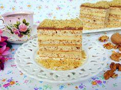 Vanilla Cake, Bread, Desserts, Cakes, Deserts, Tailgate Desserts, Cake Makers, Brot, Kuchen