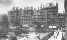 The Grand Hotel, Colmore Row in 1896