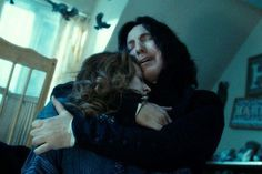 rowling shares which harry potter secret she told alan rickman first - vanity fair Harry Potter Hermione, Ginny Weasley, Harry Potter Triste, Mundo Harry Potter, Harry Potter Quotes, Harry Potter Characters, Harry Potter World, Hermione Granger, Draco Malfoy