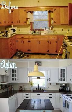 Sparkling kitchen . kanyget fashions+