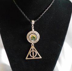 Harry Potter Deathly Hallows 360 Turn by paulandninascrafts