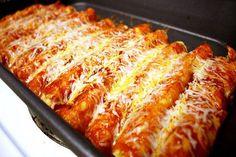 Kyllinge enchiladas - Min-sovs.dk
