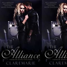 The Alliance Book 1. One Continuous Rockstar Timeline. Fourteen Surrounded By Fame. Seven Bonded Brothers. Seven Female Best Friends.  #ClareMarie #TheAlliance #IvyKayden #TheRockstarAllianceSeries #DenyMe #Love #Fame #Friendship #Brotherhood #Sisterhood #Loyalty